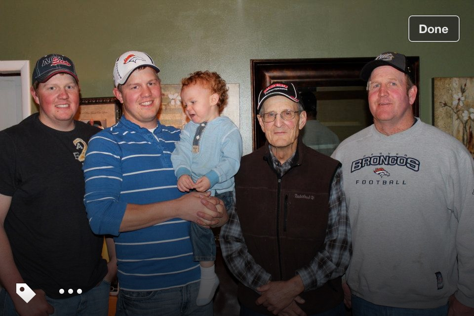 leroy haidle  age 77  of fallon