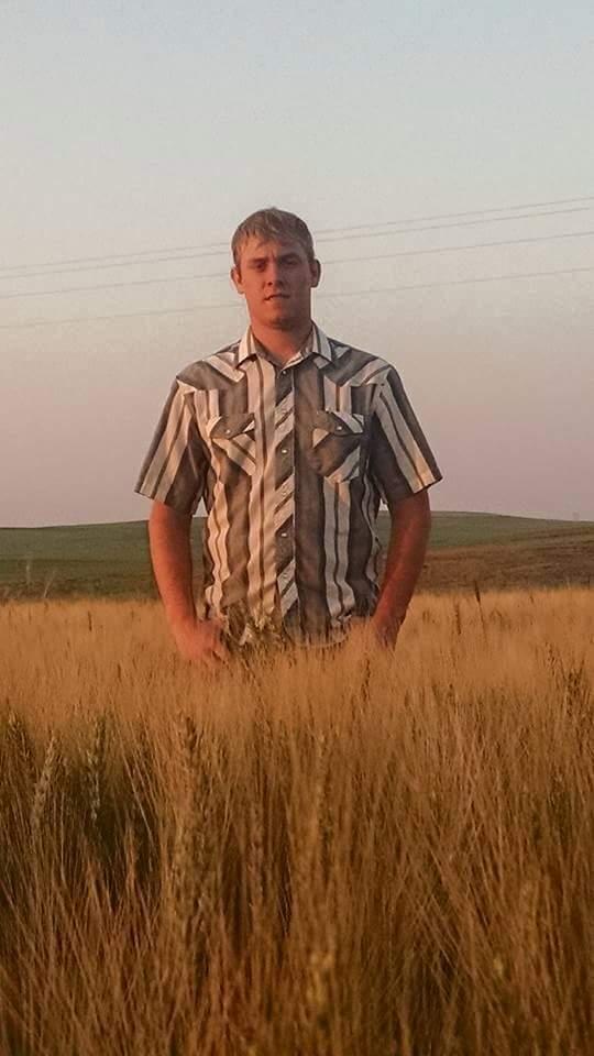 Elliot Waller, age 22, of Circle